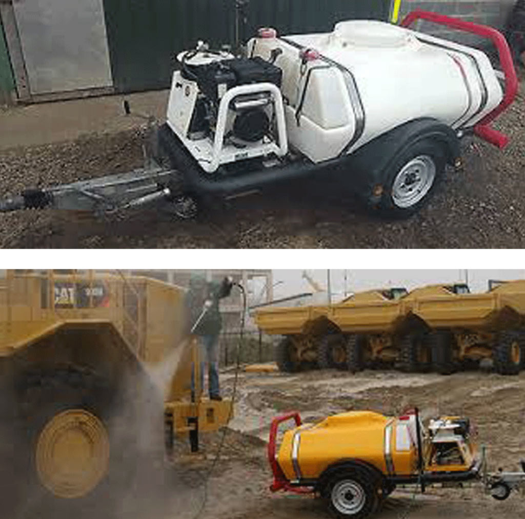 Pressure Washer Hire Bridgwater
