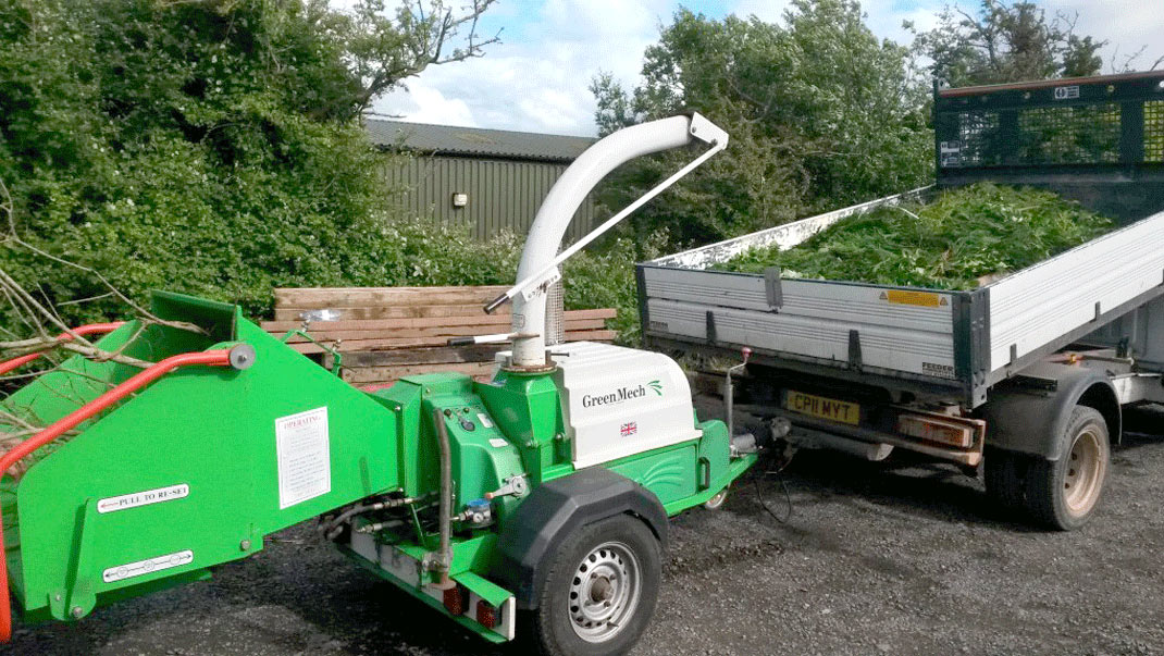 Wood Chipper Hire Highbridge
